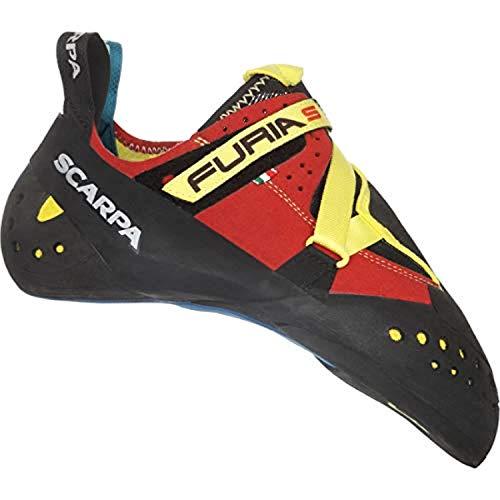 Scarpa Furia S - Juego de Zapatos de Escalada y Guantes E-Tip ...