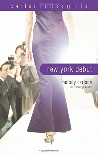 New York Debut by Melody Carlson (2009-05-10)