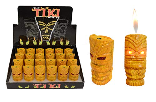 Tiki Lighter, Case of 144