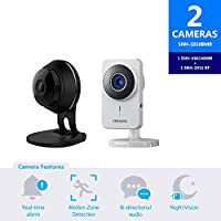 Samsung SNH-1014BMR SmartCam Bundle - (1) SNH-V6414BMR and (1) SNH-1011RF (Manufacturer Refurbished)