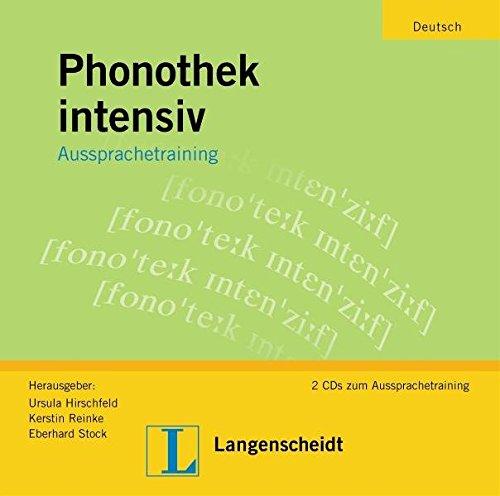 Read Online Phonothek Intensiv: Cds (2) (German Edition) pdf epub