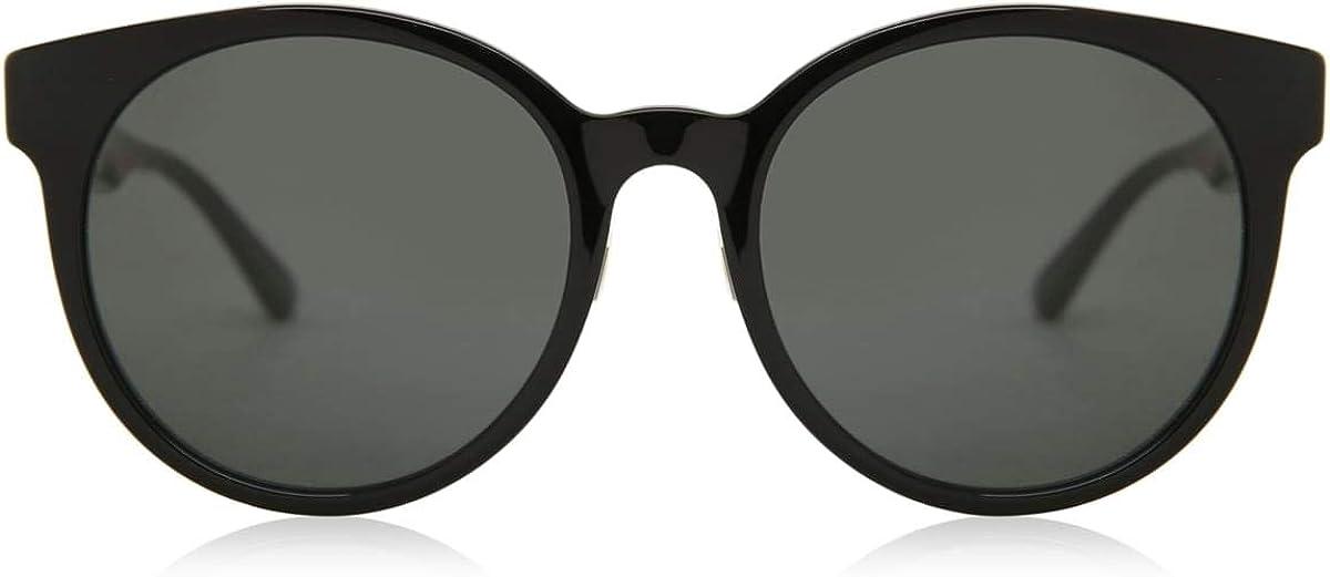 Gucci gafas de sol GG0416SK 002 gafas de Mujer de color Negro, gris tamaño de la lente de 55 mm