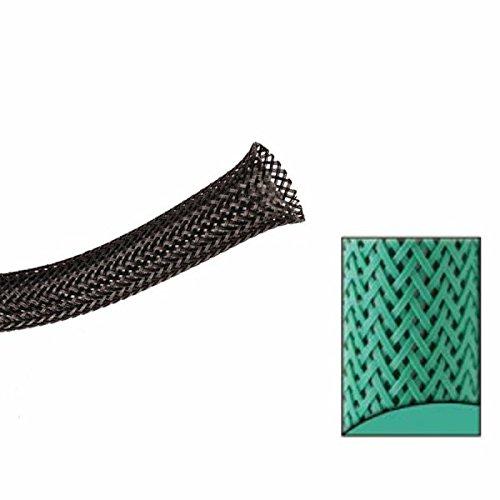 Keep It Clean 13755 Wire Loom 1 3//4 Black Purple Strips Ultra Wrap Wire Loom Green 10 Feet