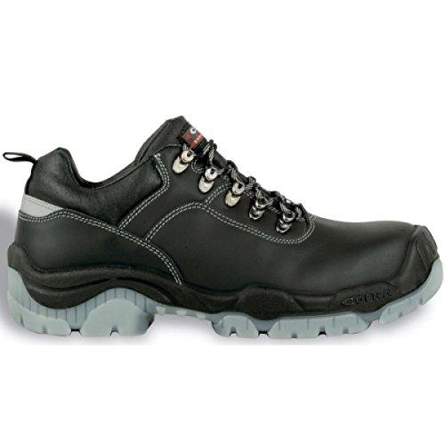 Cofra 31060-002.W39 Stuttgart S3 SRC Chaussures de sécurité Taille 39 Noir