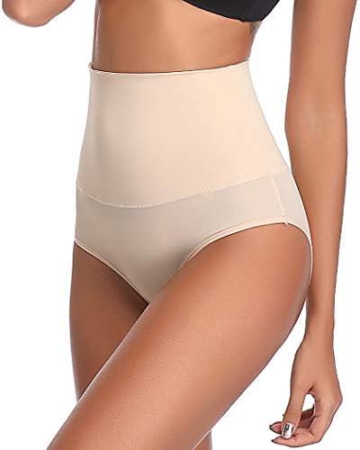 Joyshaper Shapewear Briefs for Women Tummy Control Panties High Waist Shaping Girdles Body Shaper Underwear Waist Trainer