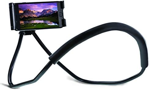 Aduro Phone Neck Holder, Gooseneck Lazy Neck Phone Mount to Free Your Hands for iPhone Android Smartphone 41KNu1PLMAL