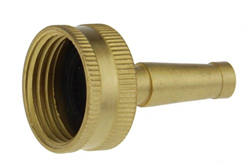 A high pressure brass jet sweeper sprayer nozzle