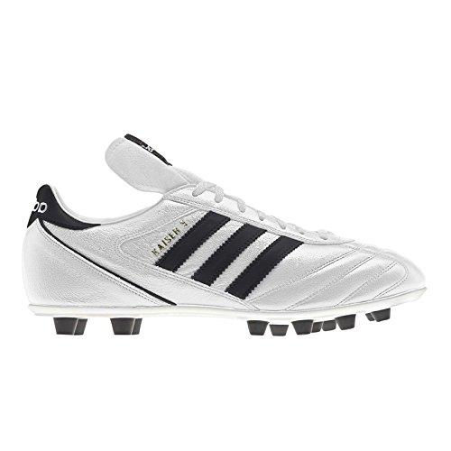 adidas Zapatillas Fútbol Kaiser 5Liga b34257Zapato Hombre Color Blanco Negro negro Talla 442–3producto oficial 2015/2016