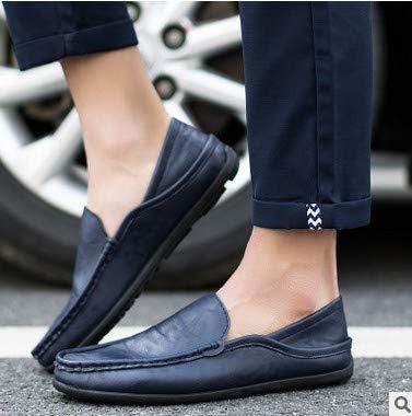 De 41 Aimenga Hommes Pour Chaussures Bleu Sport 4YqrqCxw