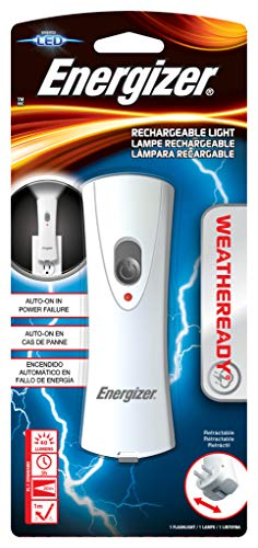 Energizer-Compact-Rechargeable-Emergency-LED-Flashlight-Plug-in-Power-Outage-Light