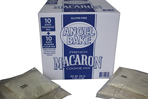 French Macaron Mix- Food Service (Mix Macaron Baking)