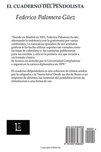 Calendario Del 1979.Buy El Cuaderno Del Pendolista Book Online At Low Prices In