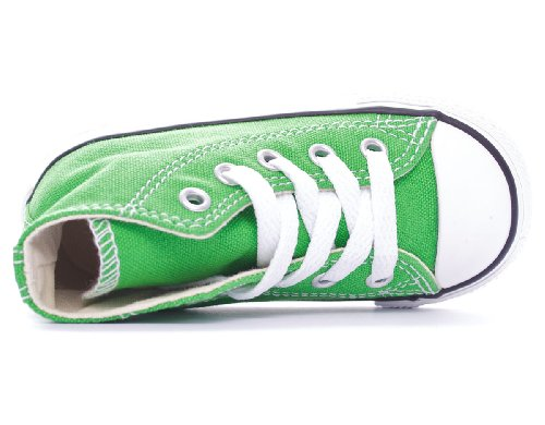 Converse All Core Star Green Top Sneakers Unisex Hi Jungle Green Chuck Taylor Child AwqrEIWwU