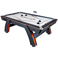 Atomic 7.5 Contour Air Powered Hockey Table with ScoreLinx Mobile App Technology
