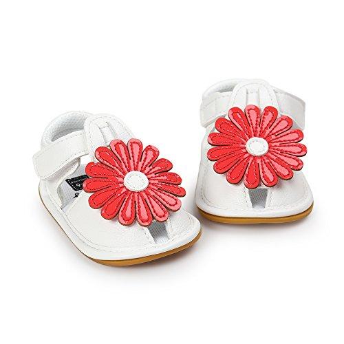 Zapatos verdes de verano infantiles 7RDyZ