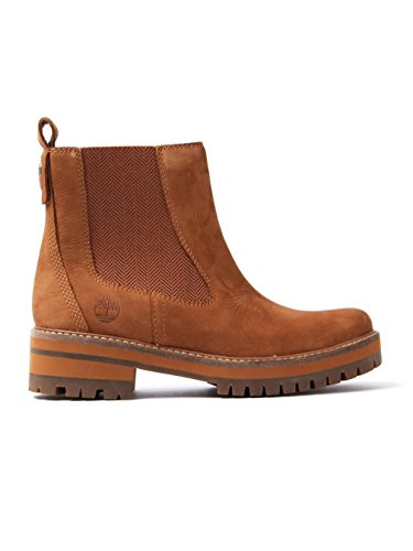 Bottines Valley Courmayeur CA1J5J Chelsea Marron Timberland aFIgqw