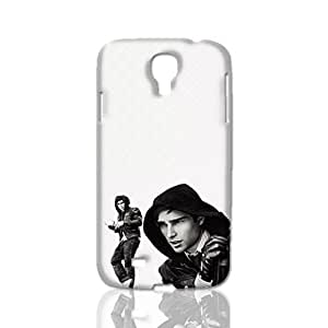 Eric Saade Pattern Image - Protective 3d Rough Case Cover - Hard Plastic 3D Case - For Samsung Galaxy S4 i9500