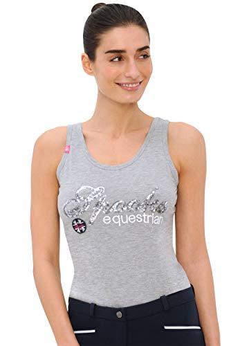 SPOOKS T-Shirt Roxie Sequin Tank-Top XS-XXL