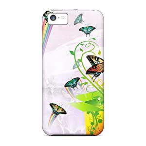 StellaWKeller Slim Fit Tpu Protector UHbsWFH1551kEJYP Shock Absorbent Bumper Case For Iphone 5c