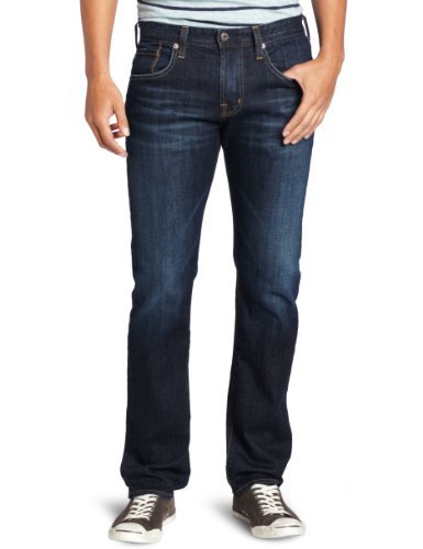 AG Adriano Goldschmied Mens The Matchbox Slim-Straight Jean in Robinson