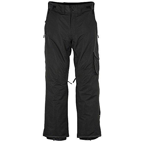 Mens Turbo Snowboard - LIQUID Turbo Snowboard Pant Mens Black