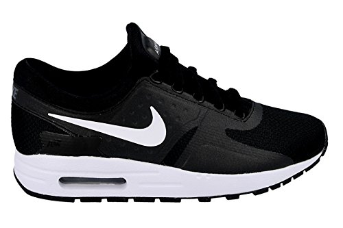 Nike Air Max Zero Essential Gs, Zapatillas Unisex Niños Negro (Black/white-dark Grey)