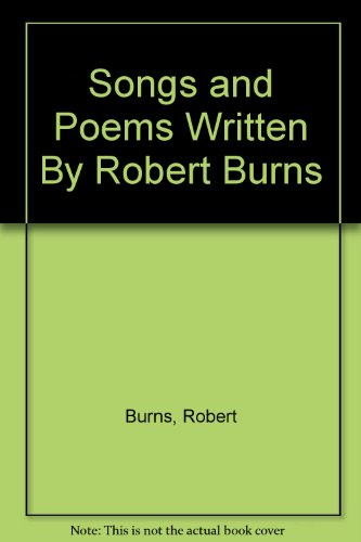 Poems & Songs [Number 94 Dent Everyman's Library]
