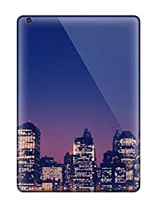 Hot Tpye Beautiful Manhattan Nyc By Feliskachu Dtern Case Cover For Ipad Air