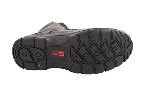 Noir Étanche Sécurité Guardian Industriel Coqué Travail De Chaussures Acier Advance Blackrock Embout Vêtements On7xUO
