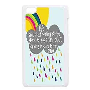 Custom I Can Do All Things Through Christ Who Strengthens Me Ipod Touch 4 Phone Case, I Can Do All Things Through Christ Who Strengthens Me DIY Cell Phone Case for iPod Touch4 at Lzzcase