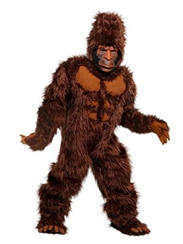 with Gorilla Costumes design