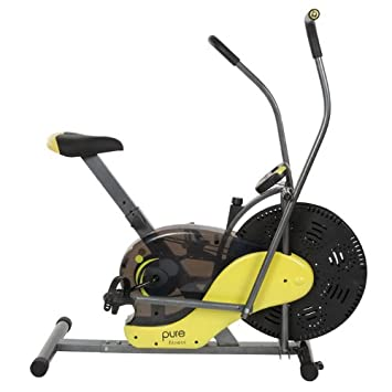 fan exercise bike. pure fitness fan bike exercise