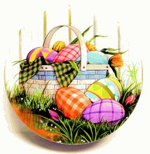 Diabeticfriendly Easter Tin Filled with 1 lb Sugar Free Jell