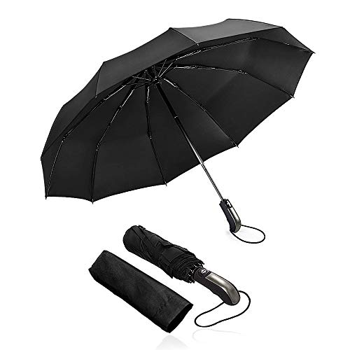 Used, Umbrella mixigoo Umbrellas for Women Men 10 Ribs Large for sale  Delivered anywhere in USA