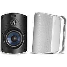 Polk Audio Atrium 5 Speakers (Pair, White)