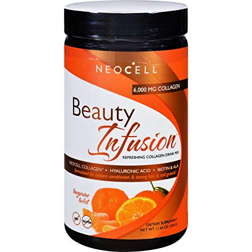 NeoCell – Collagen Beauty Infusion – Tangerine – 11.64 Ounces For Sale
