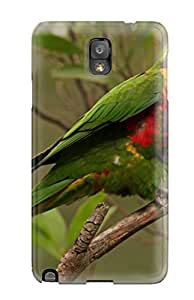 Series Skin Case Cover For Galaxy Note 3(rainbow Lorikeet)