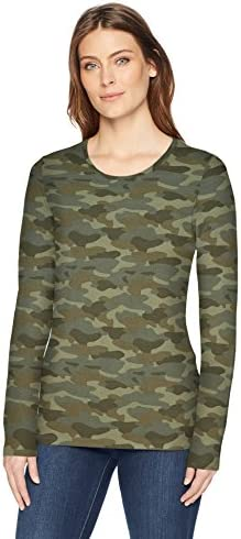 Amazon Essentials Womens Long Sleeve T Shirt product image