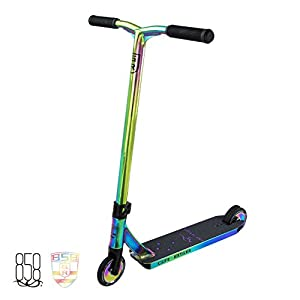 Ride858 GR Complete Pro Scooter (Oil Slick)