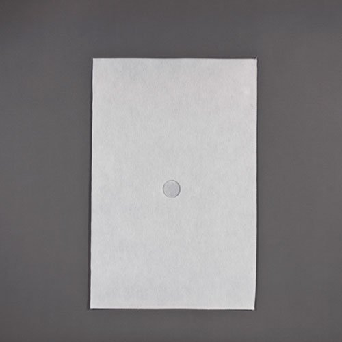 Royal Non-Woven Filter Envelopes with 1.5'' One Sided Hole, 14'' x 22.25'', Package of 100