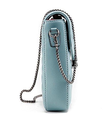 à Messager Main De Sac Occasionnels Bandoulière Sac Blue Mesdames Sacs Mode Légers à 5U4qSqPwx