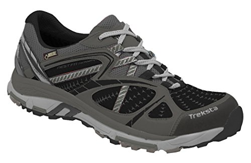 TrekSta Evolution 161 GTX Trail Shoe - Men's Black 9.5 Gore Tex Xcr Shoe