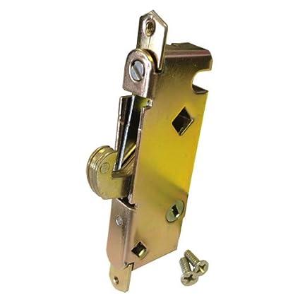 Sliding Glass Patio Door Lock Mortise Type 45 Degree Keyway 3 11