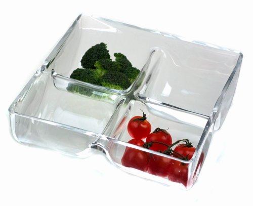 Section Condiment Server (Artland Simplicity 4-Section Condiment Server)