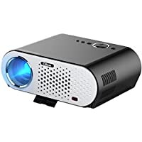 CiBest TYY105-CG-2 Full HD 1080p 3500-Lumens LCD Portable Projector (Black)