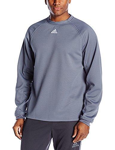 Adidas Fielders Choice Mens Fleece Pullover XXXL Onix