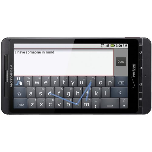 Verizon Motorola Droid X No Contract 3G Android WiFi Smartph