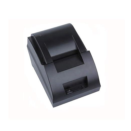 JJJ Impresora Térmica De 58 Mm De Alta Velocidad Impresora ...