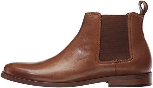 Aldo Men's Delano Chelsea Boot, Cognac, 13 D US