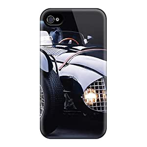 Hard Plastic Iphone 4/4s Case Back Cover,hot Almost Old Case At Perfect Diy